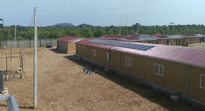 Karmod completed military facilities in Nigeria