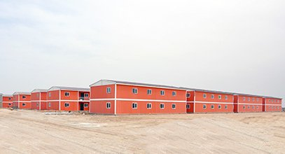 Huge project completed by Karmod in Iraq