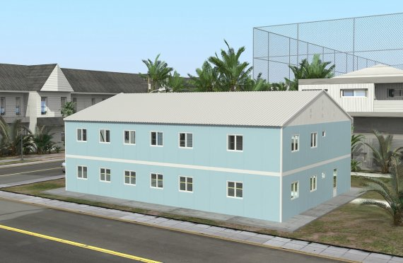Hospital Modular 506 m²