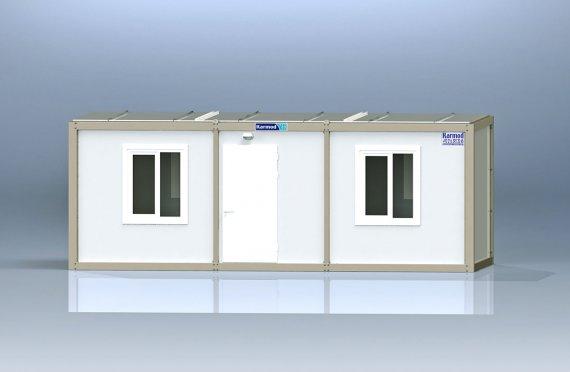 Kontena Pejabat Flatpack K7001