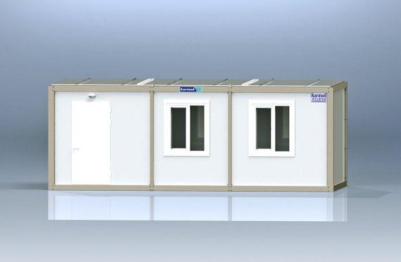 Kontena Pejabat Flatpack K 8001