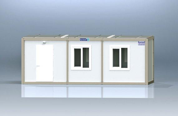 Kabin Mudah Alih K 1001