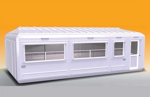 Binaan Mudah Alih 390 x 750