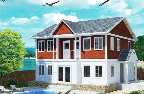 Prefabricated House 125 m²