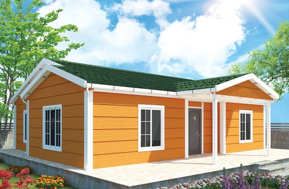 Rumah Pasang Siap 102 m²l
