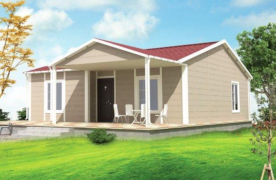 Rumah Pasang Siap 75 m²²