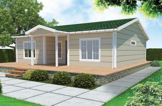 Rumah Pasang Siap 94 m²