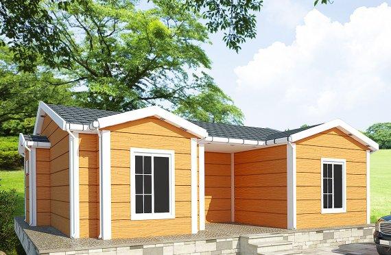 Rumah Pasang Siap 98 m²
