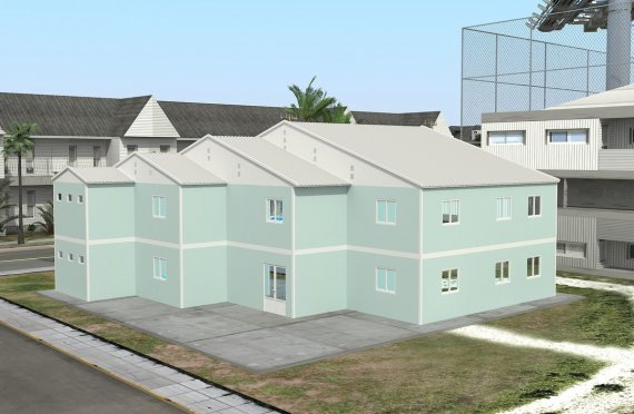 Sekolah Mudah Alih 508 m²