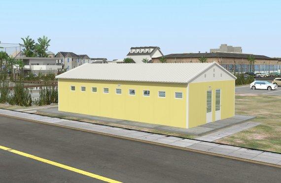 Tandas & Pancuran Mandi Pasang Siap 82 m²