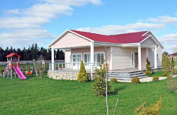 Rumah Pasang Siap Satu Tingkat