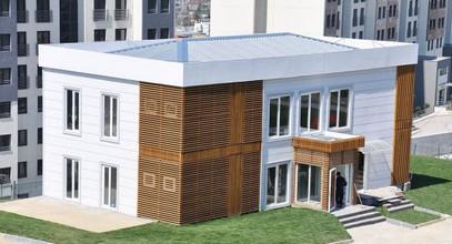 Pejabat Jualan Mewah Pasang Siap untuk Projek Boshphorus City