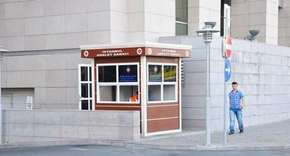 Kabinet keselamatan Karmod moden untuk digunakan di Istana Keadilan Istanbul