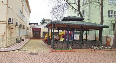 Sebuah tadika pasang siap telah dihantar ke Bursa oleh Karmod.