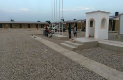 Pembinaan kemudahan ketenteraan di Nigeria oleh Karmod