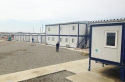 Tapak pembinaan saluran paip gas asli ke Eropah oleh Karmod