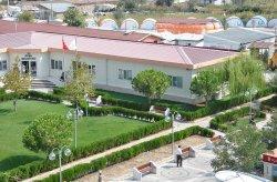 Bangunan pengurusan perbandaran pasang siap yang siap dibina.