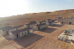 Pembinaan 28 buah rumah dalam tempoh 45 hari di Algeria