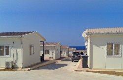 Desa percutian pasang siap Karmod di Libya
