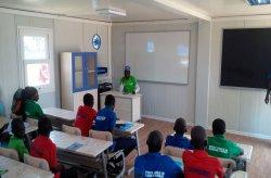 Projek sekolah di Nigeria